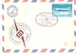 MAT ROMANIA - Polar Flights