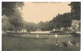 St Germain Lès Corbeil : La Pelouse..... - Corbeil Essonnes