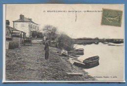 44 - BOUAYE --  Bords Du Lac - La Maison Du Garde - Bouaye