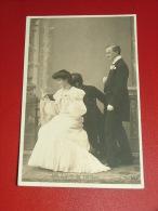 """FANTAISIES  -  Couples  -  Invitation Au Bal  -  """"  VIII.  Figure De Cotillon    """"  -  1903 - Couples"""