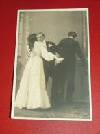 """FANTAISIES  -  Couples  -  Invitation Au Bal  -  """"  IX. Elle L´a Choisi   """"  -  1903 - Couples"""