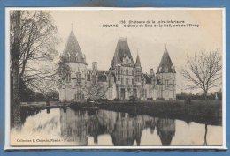 44 - BOUAYE --   Chateau Du Bois De La Noé - N° 128 - Bouaye
