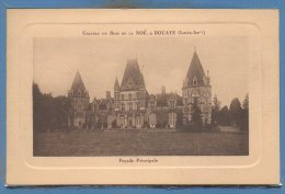 44 - BOUAYE --   Chateau Du Bois De La Noé - Façade Principale - Bouaye