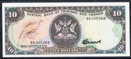 TRINIDAD&TOBAGO 2002 10 DOLARES .NUEVO.PLANCHA  VER FOTO.B374 - Trinité & Tobago