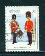 IRELAND - 1995  Military Uniforms  32p  Used As Scan - Usati