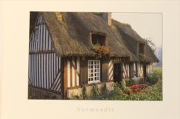 14.PIEREFITTE-EN-AUGE.maison NORMANDE. - France