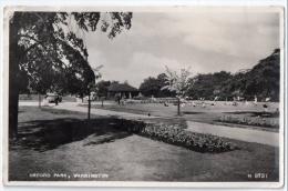 Warrington, Orford Park, 1957, H 8731, Scan Recto-verso - Engeland