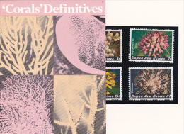 Papua New Guinea 1982 Corals Definitive Part 1 Pack PPNG 57 - Papua New Guinea