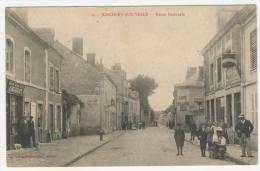 51 - Jonchery-sur-Vesle           Route Nationale - Jonchery-sur-Vesle