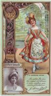 @@@ MAGNET - SIMON-GIRARD (La Fille De Mme. Angot)_Imp. H. Laas & E. Pécaud (Lefévre-Utile - Pubblicitari