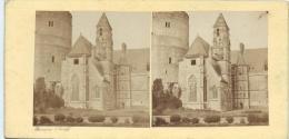 BROSSIER-CHARLOT/Chapelle Du Chateau De Chateaudun/ Eure Et Loir/ Vers 1872-1874   STE33 - Stereo-Photographie