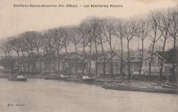 78 - CONFLANS SAINTE HONORINE / LES BATELLERIES REUNIES - Conflans Saint Honorine