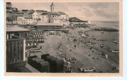 "(Rara)  Cartolina  D´epoca   (formato  Piccolo)     ""  Genova - Lido D'albaro   "" - Genova (Genoa)"