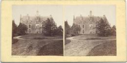 BROSSIER-CHARLOT/Chateau de Glatigny pr�s  Mondoubleau/Eure et loir r/Vers 1872-1874   STE48