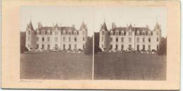 BROSSIER-CHARLOT/Chateau de la Fredonni�re pr�s  MondoubleauLoir et Cher /Vers 1872-1874   STE49
