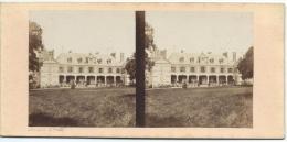 BROSSIER-CHARLOT/Chateau de Bauvoir pr�s Cloyes/Eure et Loir /Vers 1872-1874   STE50