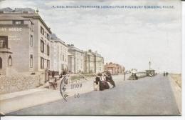 CPA - BOGNOR : PROMENADE LOOKING FROM HIGHBURY BOARDING HOUSE - A. 41091 - Bognor Regis