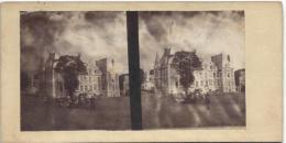 BROSSIER-CHARLOT/Chateau de la Gidonni�re /Sarthe /Vers 1872-1874   STE52