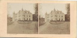 BROSSIER-CHARLOT/Chateau de la Fredonni�re pr�s Mondoubleau/Loir et Cher/Vers 1872-1874   STE54