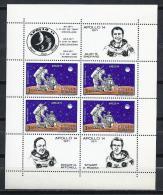 ESPACIO - RUMANÍA 1971 - Yvert #H83 - MNH ** - Espacio