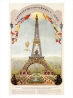 @@@ MAGNET - Universal Exposition Fair, Paris, C.1889 - Advertising