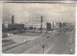 LE HAVRE 76  - Place De L'Hotel De Ville Et Boulevard Foch  - CPSM GF Couleur Sépia (1954) N° 242 -  Seine Maritime - Altri