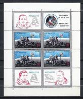ESPACIO - RUMANÍA 1971 - Yvert #H89 - MNH ** - Espacio