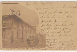 CPA PHOTO COSTA RICA SAN JOSE Maison Casa Avenida 1903 Rare - Costa Rica
