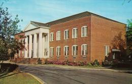 Georgia Southern College, STATESBORO, Georgia, 40-60´ - Unclassified