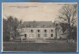 41 - SAVIGNY Sur BRAYE --  Château De Fretay - Francia