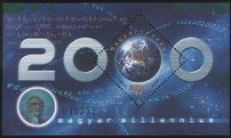 Dennis Gabor, Nobel Prize Physics / Hologram Holography - 2000 Hungary - Millennium - Nobel Prize Laureates
