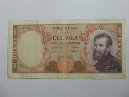 10000 LIRE - Diecimila - ITALIE  - Banca D´Italia - Novembre 1973. - [ 2] 1946-… : République