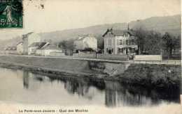 77-La FERTE-sous-JOUARRE- Quai Des Moulins-Bords De Marne - La Ferte Sous Jouarre