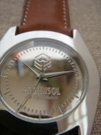 Montre Publicitaire Promisol De Peintolin, Avec Bracelet. Voir Photos. - Advertisement Watches