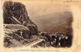 Pierrefitte   1105          Route De Cauterets. Le Tunnel ( Nuageuse )   . - Autres Communes