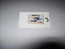 PIN´S -  CYCLISME  - DENAIN 92 ( Passage Du Tour De France ) La Poste -   Voir Photo (3) - Wielrennen
