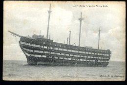 Cpa Le Borda Ancien Navire Ecole ....  Brest    MABT23 - Guerra