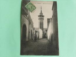TUNIS - Rue Des Teinturiers - Tunesien
