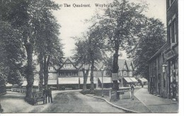 SURREY - WEYBRIDGE - THE QUADRANT 1913 Sur151 - Surrey
