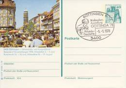 Briefkaart Duitsland / Postkarte BRD - 1978 - [7] West-Duitsland