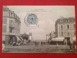35 ROCHEBONNE Carrefour Hotel Continental, Hotel International  Edit.St Malo - Francia