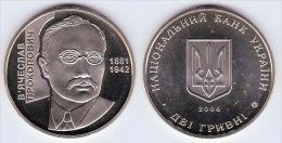 "Ukraine 2 Hryvnias 2006 ""Viacheslav Prokopovych"" UNC - Ukraine"