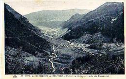 Gripp   1221          Vallée De Gripp Et Route Du Tourmalet  . - France
