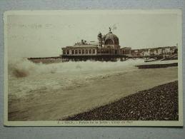 Nice, Palais De La Jetée - Coup De Mer - Monumenten, Gebouwen