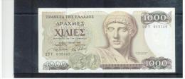 GRIECHENLAND  ,  GREECE  ,   1000 Drachmai  ,  1.7.1987  ,  Pick#202   ,  VG - Griechenland