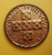 Portugal X Centavos 1948 - Portugal