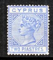 Cyprus  22  Die B  *   1882-94  Issue - Cyprus (...-1960)