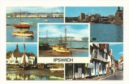 cp, Angleterre, Ipswich, Multi-Vues, �crite