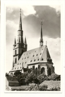 Cp, Allemagne, Kiedrich, Rheingau, Pfarrkirche - Rheingau