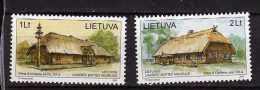 Lituanie Y&t N° 699.700.. Neuf (076) - Lituanie